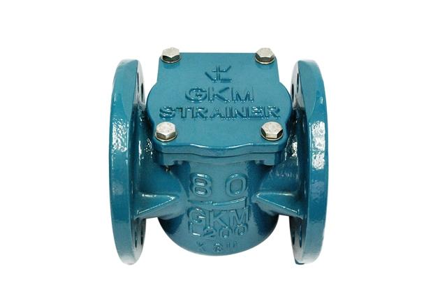 GKM Helix 4000 Strainer