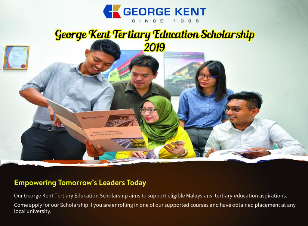 Image result for george kent tertiary education